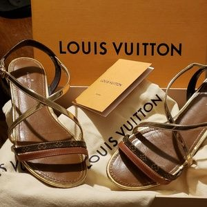 Louis Vuitton Landscape Sandals